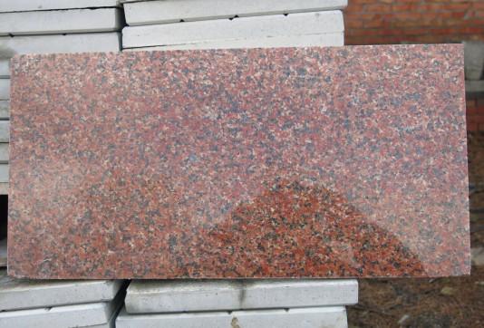 Гранитная плитка Жельтау в Бийске