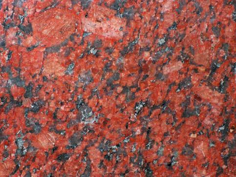 Гранитная брусчатка, Месторождение: Imperial Red в Дзержинске