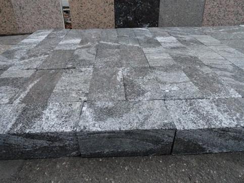 Брусчатка Гранатовый Амфиболит в Саратове