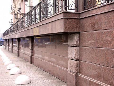 Гранитная плитка Жадковская в Бийске