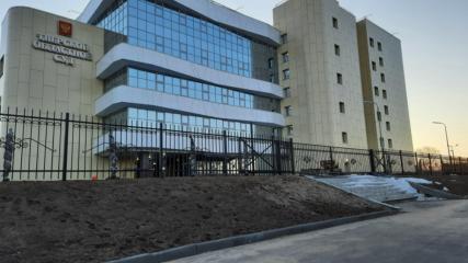 Реконструкция здания Областного Суда г. Тверь